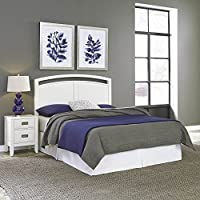 Home Styles 5515-5015 Newport Queen/Full Headboard & Night Stand