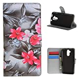 """Acer Liquid Z410 , ivencase Retro Cool Attractive Wallet Magnetic Style PU Leather Flip Stand Soft Case Cover Fit Suitable for Acer Liquid Z410 + One """"ivencase """" Anti-dust Plug Stopper"""