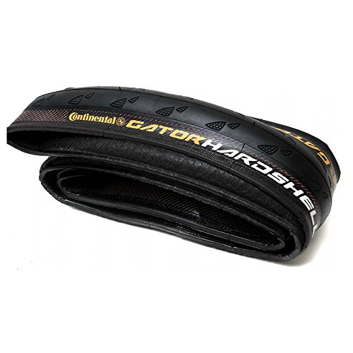 Continental Gator Hardshell Urban Bicycle Tire with Duraskin (700x23, Folding)