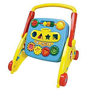 Simba Baby 4011841 - Andador 4 en 1 con Juegos para bebé