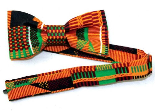 Kente Bow Tie - Pattern 2