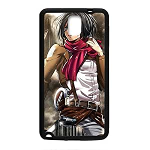 Attack on Titan Cell Phone Case for Samsung Galaxy Note3 hjbrhga1544