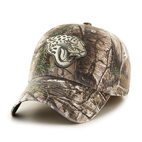 '47 NFL Denver Broncos Realtree Franchise Fitted Hat, Medium, Realtree Camo