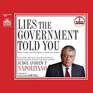 Lies the Government Told You Audiobook