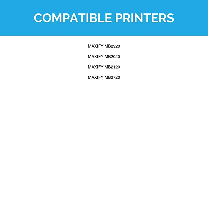 LD For Canon PGI-1200XL 9pk HY Ink 9183B001 9196B001 9197B001 9198B001