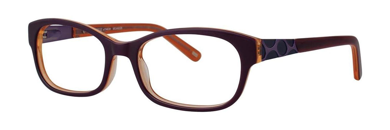 Timex MEANDER Eggplant Eyeglasses Size51