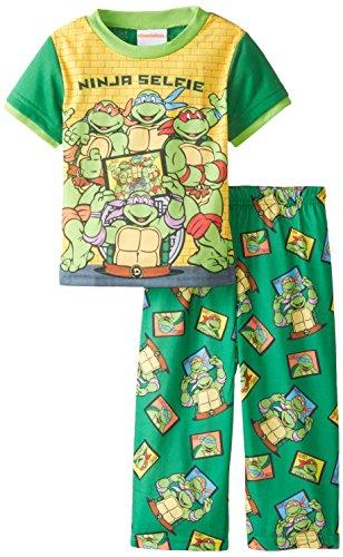 ninja turtles pajamas 2t - 1