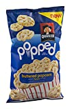 Quaker Popped Snack, Butter Popcorn, 3.03 Ounce (Pack of 12)