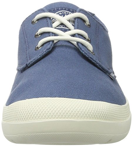 Voyage Majolica Femme Marshmallow Basses Palladium Bleu Sneakers Blue HqwOHdBR