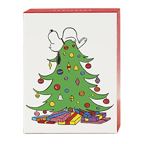 Graphique Peanuts Tree Petite Assorted Boxed Cards (BH203) -