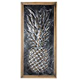 American Art Décor Metal Pineapple Wall Art Rustic Farmhouse Décor Review