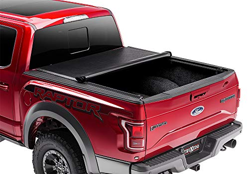 TruXedo-Lo-Pro-Soft-Roll-up-Truck-Bed-Tonneau-Cover-598101-fits-09-14-Ford-F-150-66-Bed