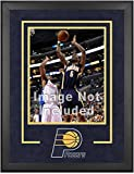 Indiana Pacers Deluxe 16'' x 20'' Frame - Fanatics Authentic Certified - NBA Other Display Cases
