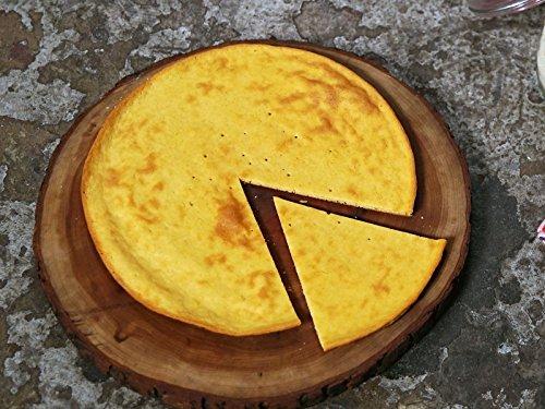 Italian Chickpea Pancake (Farinata)