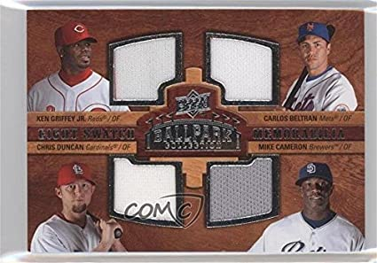 Amazon Com Ken Griffey Jr Carlos Beltran Chris Duncan