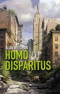 Homo disparitus, Weisman, Alan