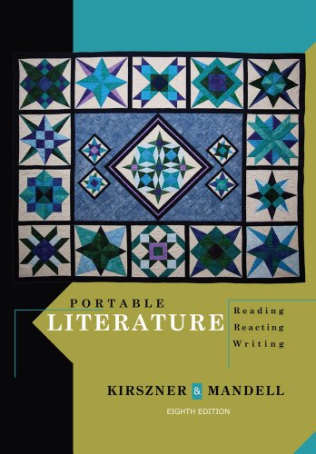 Literature: A Introduction to Fiction, Poetry, Drama, and Writing, Interactive Edition