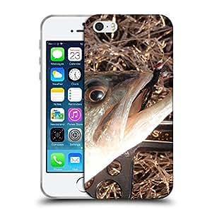 Super Galaxy Coque de Protection TPU Silicone Case pour // V00000167 Bajo // Apple iPhone 5 5S 5G SE