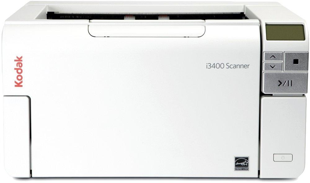 Kodak i3400 Scanner (600 dpi, USB 2.0) weiß 1947506