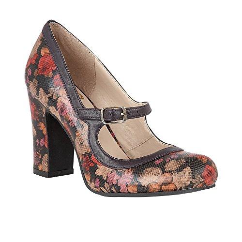 Lotus Jane Hallmark Viola Heels nbsp; Jasmyn Mary rIHwCrq