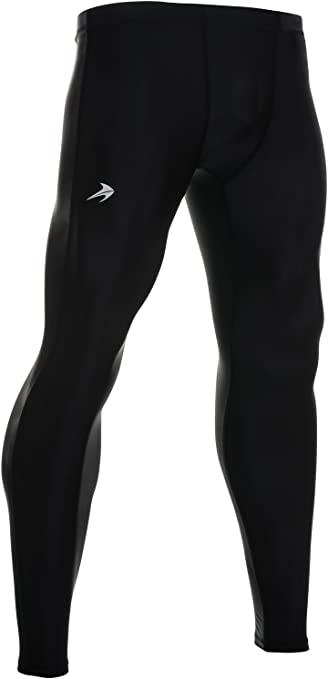 Amazon.com: Pantalones compresores para hombre CompressionZ ...