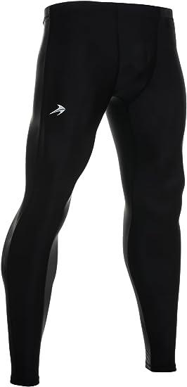 Mens Compression Thermal Base Layer Tights T-Shirt Top Long Pants Gym Active G57