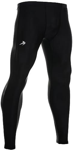 Compression Pants Men's Tight Base Layer Leggings