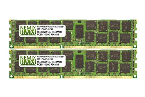 Cisco UCS-MR-2X162RX-C 32GB (2 x 16GB) PC3L-10600 ECC Registered RDIMM Memory for Cisco UCS C-Series C260 M2