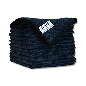 """Buff Pro Multi-Surface Microfiber Towel – 12 Pack 