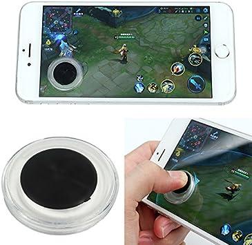 Donkeyphone Mini Joystick Espiral ANALOGICO para Juegos Smartphone ...