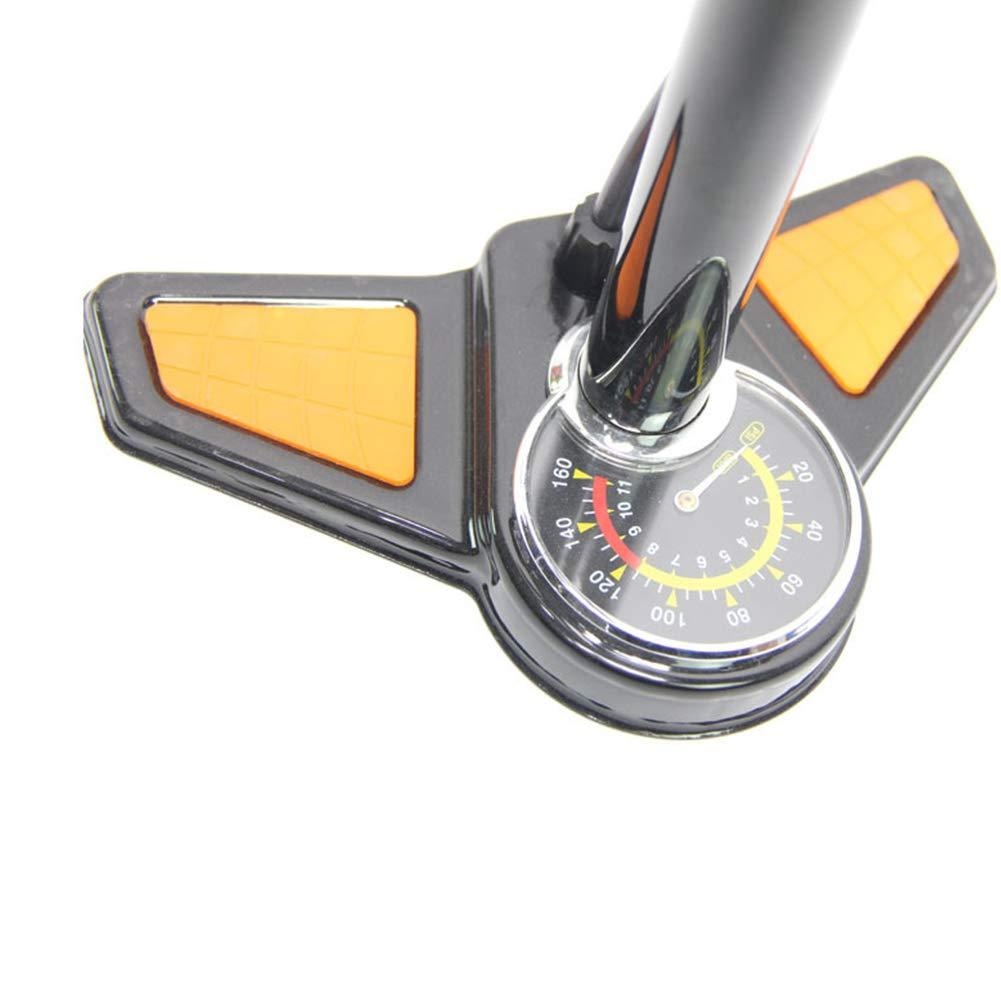 ETbotu Pompa Bici Accessori Bici per Pompa ad Alta Pressione Mountain Road Bike