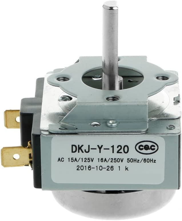 AISme DKJ-Y 120 Minutes 15A Delay Timer Switch For Electronic Microwave Oven Cooker