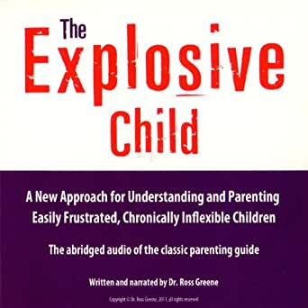 Amazon.com: The Explosive Child: A New Approach for Understanding ...