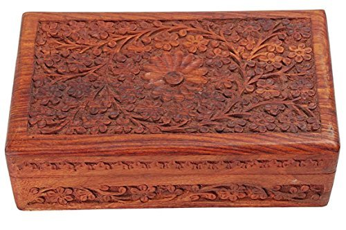 special-gifts-on-mothers-daywooden-jewelry-box-carving-work-unique-flower-designstorage-box