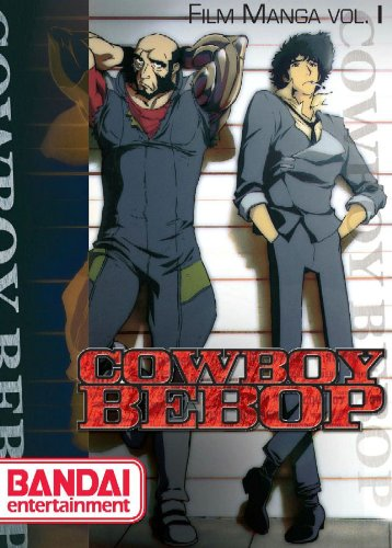 Cowboy Bebop Film Manga Volume 1 (v. 1) ebook