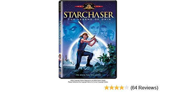 Amazon.com: Starchaser - Legend of Orin by MGM (Video & DVD ...