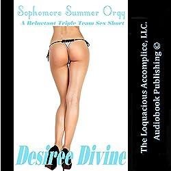 Sophomore Summer Orgy