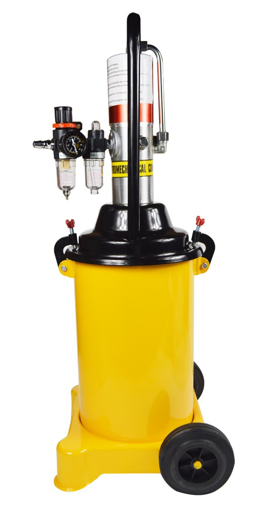 3gal Professional Pneumatic Compressed Air Grease Pump Lubricator