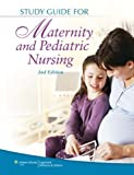 Study Guide for Maternity and Pediatric Nursing by Ricci ARNP MSN MEd, Susan, Kyle MSN CPNP, Theresa, Carman 2nd (second) (2012) Paperback by  Unknown in stock, buy online here