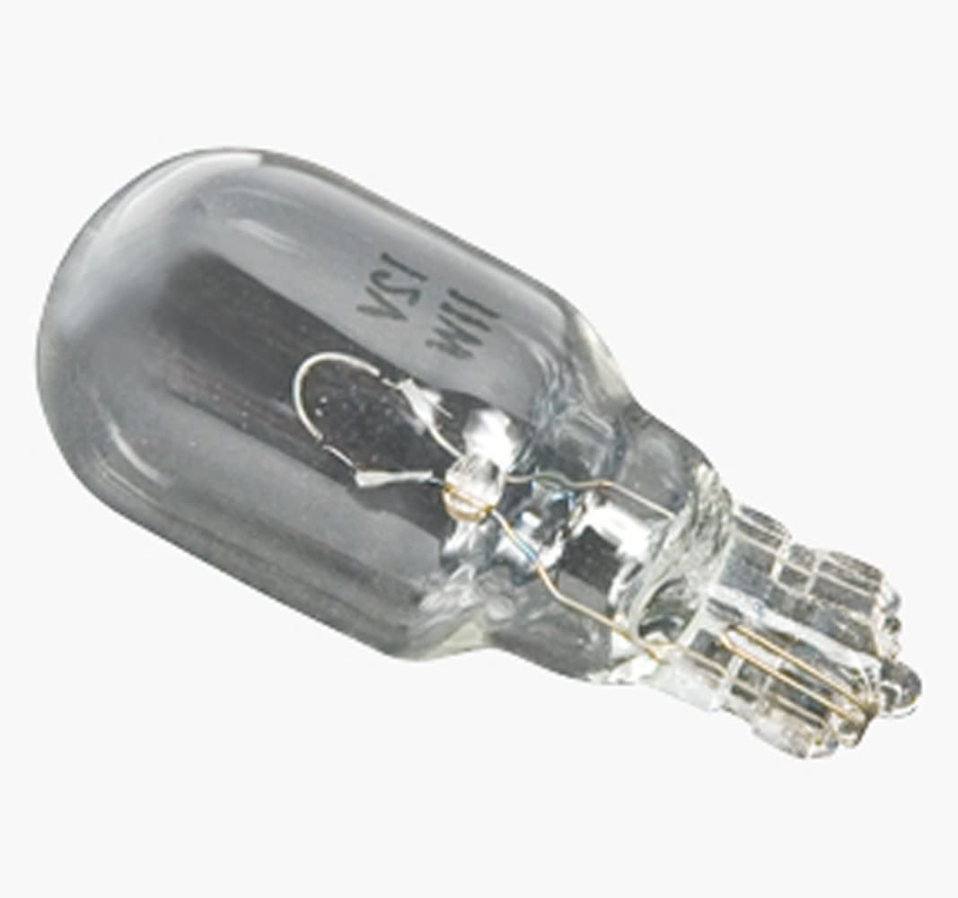 Sterno Home GL22644PK4 Incandescent Low Voltage Replacement Bulbs, Clear, 4