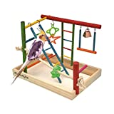 Penn Plax Bird Activity Center, Large