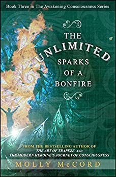 The Unlimited Sparks of a Bonfire (The Awakening Consciousness Series Book 3) by [McCord, Molly]