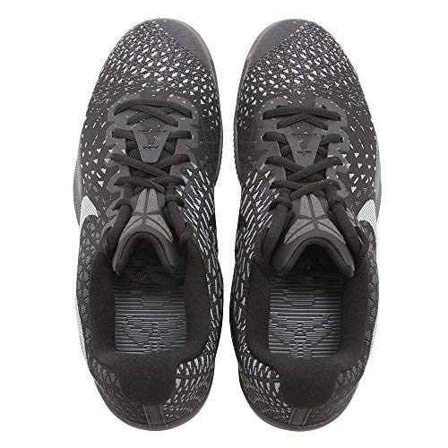 fbc622763e2126 Galleon - NIKE Kobe Mamba Instinct Mens Basketball Shoes Dark Grey Black-Anthracite  9 US