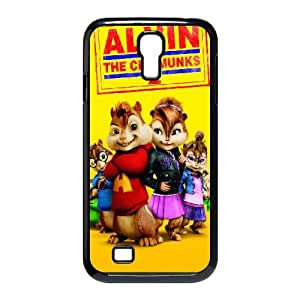 Alvin and the Chipmunks Samsung Galaxy S4 9500 Cell Phone Case Black SUJ8449048