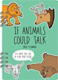 img - for If Animals Could Talk 2020 Planner book / textbook / text book