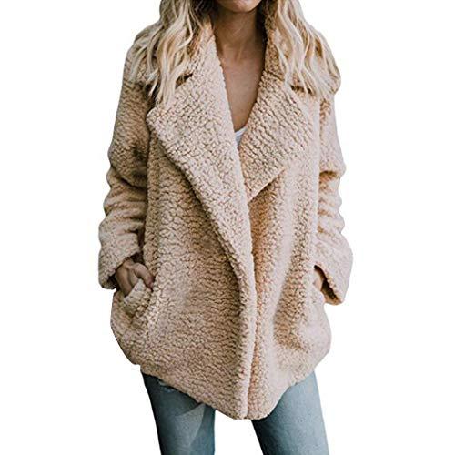 Oasisocean Womens Winter Warm Coat Casual Parka Jacket