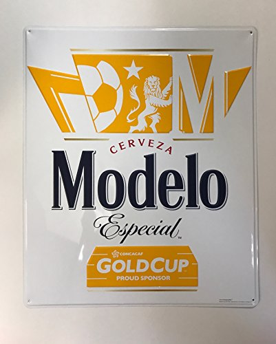 Modelo Especial - Gold Cup Soccer - Metal ()