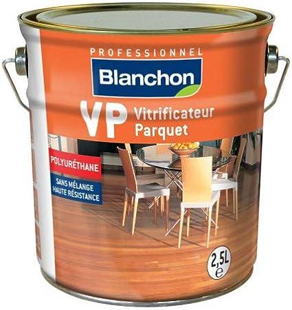 Barniz Parquet VP brillante Blanchon – Bidón de 2.5 L: Amazon ...
