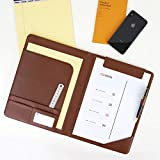 Magnet Binder Pad Advanced Synthetic Leather Folder