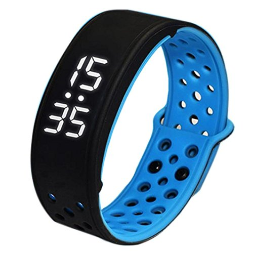 W9 Smart Bracelet Bluetooth Wristband Fitness Activity IP67 Red - 5